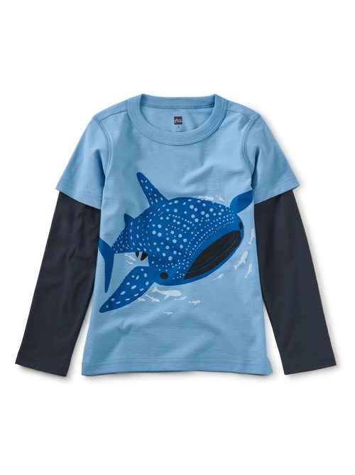 Tattle Whale Shark Tee