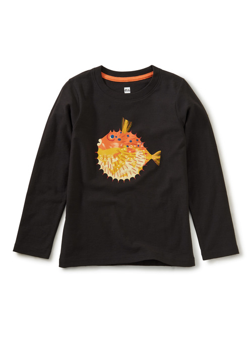 Blow The Pufferfish Tee