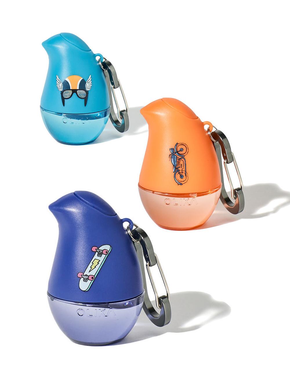 Tea x OLIKA Hydrating Hand Sanitizer Set
