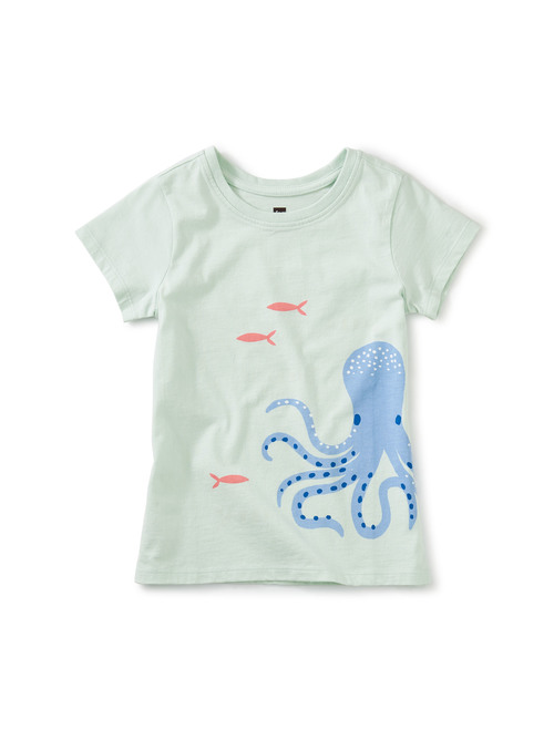 Octopus Garden UV Graphic Tee