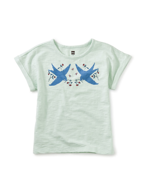 Bluebirds of Happiness Tee