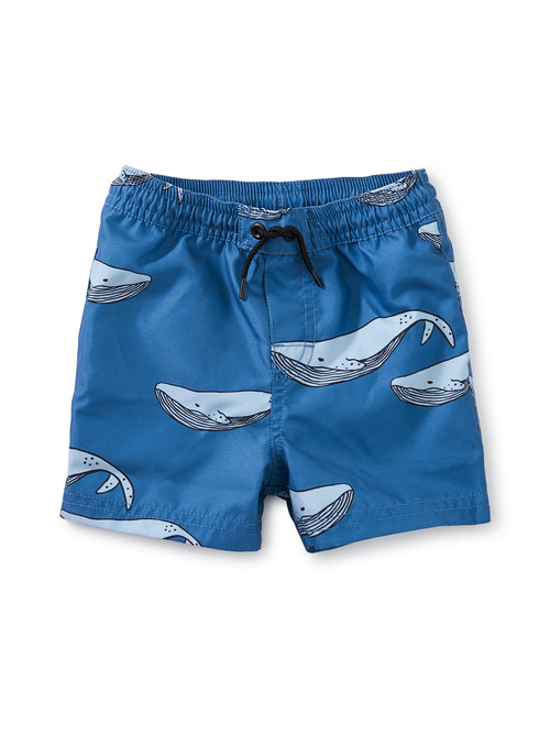 Full-Length Baby Swim Trunks
