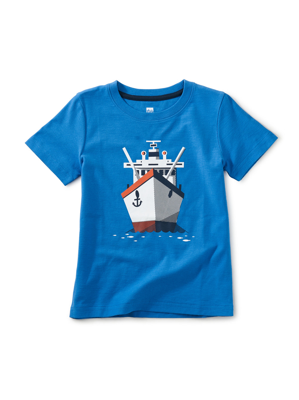 Boat Afloat Graphic Tee