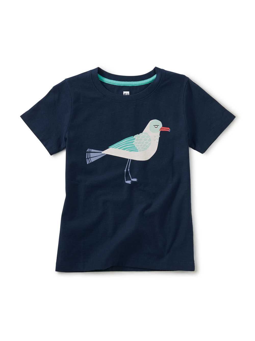 Salty Seagull Graphic Tee