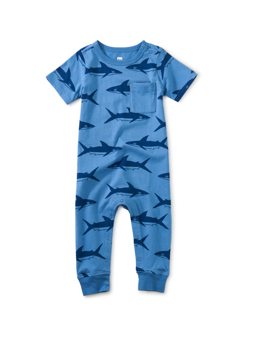 Pop Pocket Baby Romper