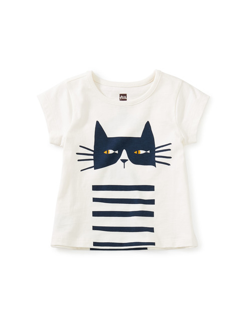 Cat Fish Graphic Tee