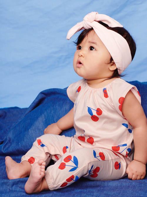 Flutter Sleeve Baby Romper