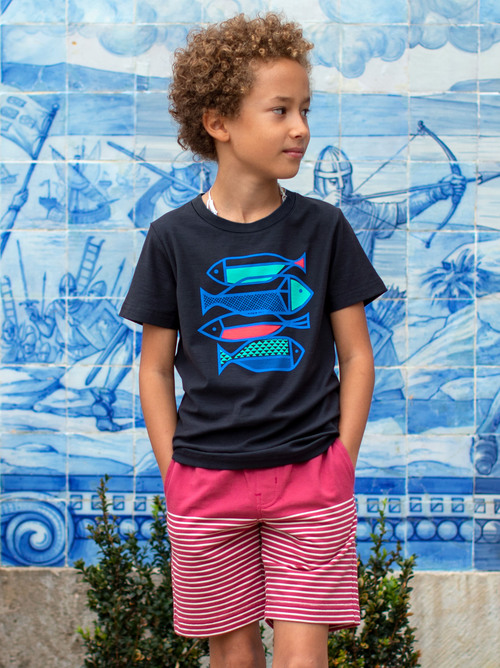 Go Fish Graphic Tee