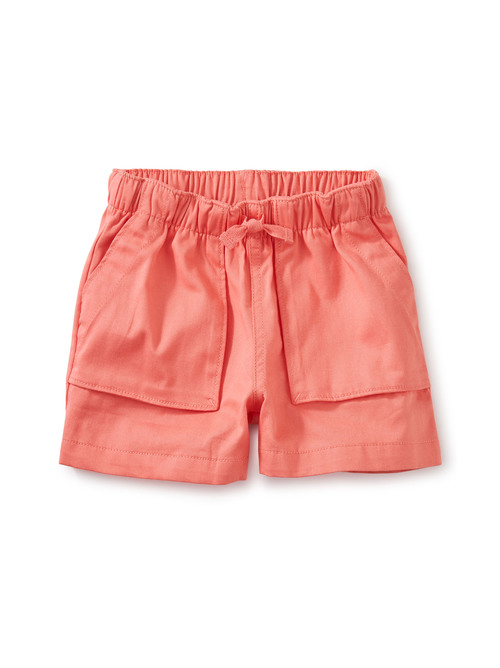 Sporty Camp Shorts