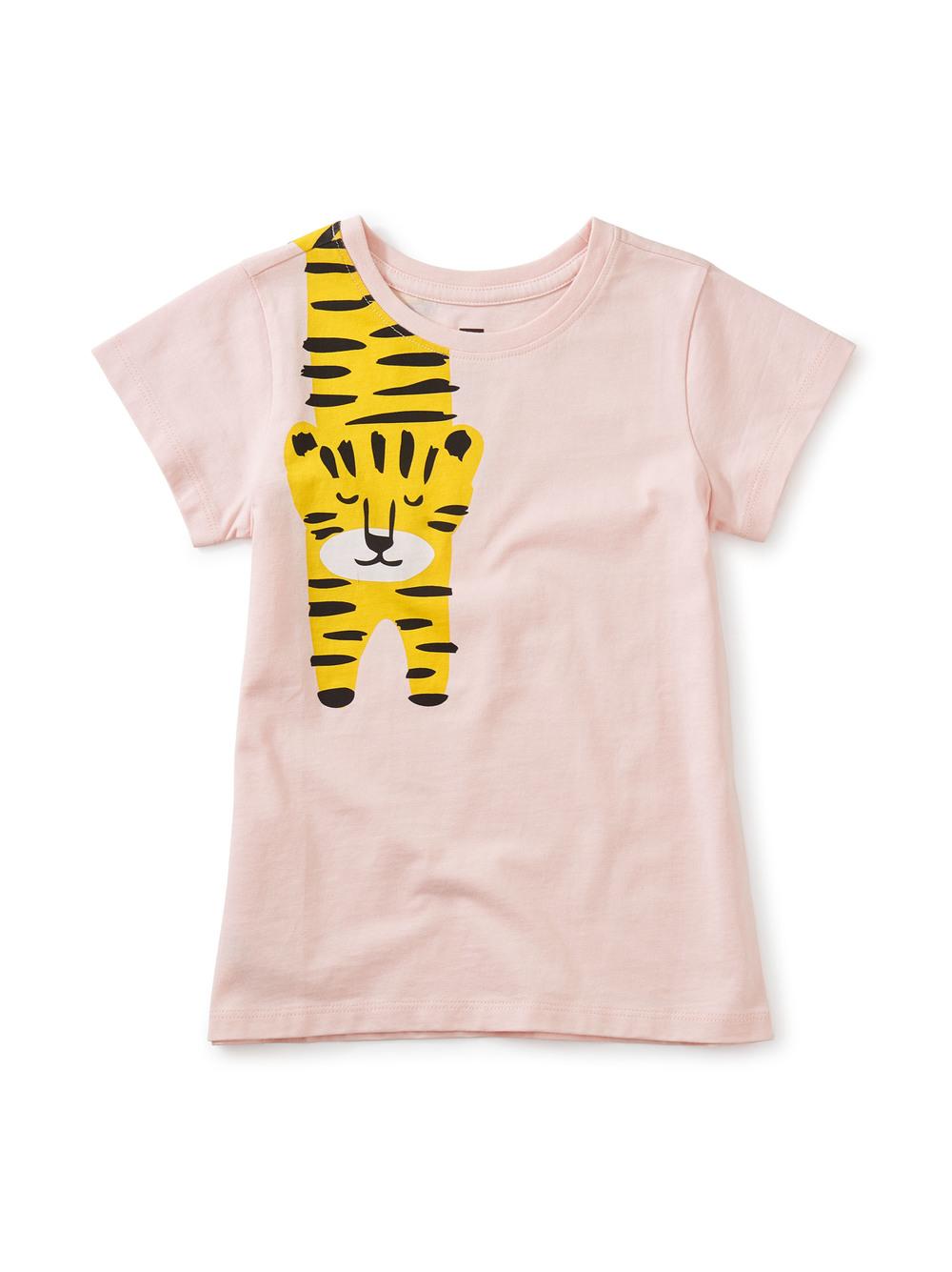 Tiger Turn Graphic Tee