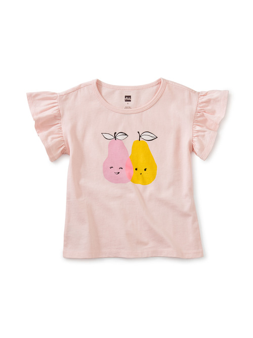 Pear Friends Flutter Tee