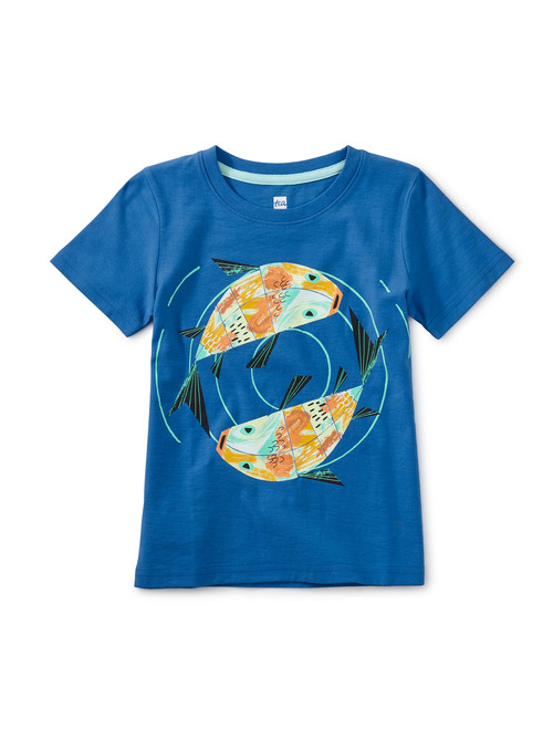 Friendly Fish Graphic Tee