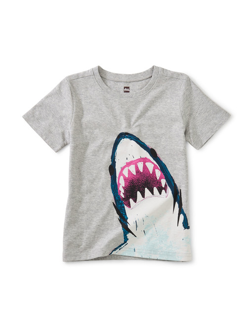 Galapagos Shark Graphic Tee