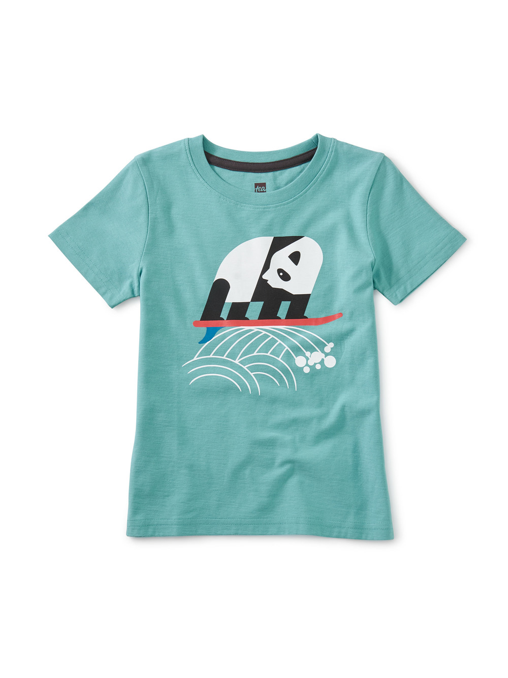 Surf Panda Graphic Tee