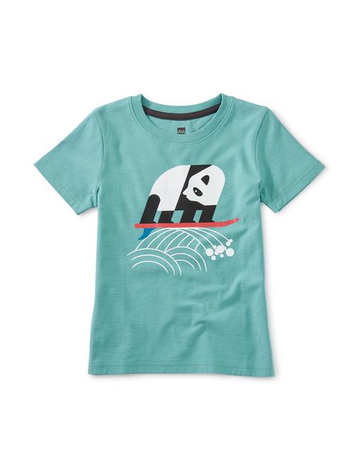 Surf Panda Graphic Tee