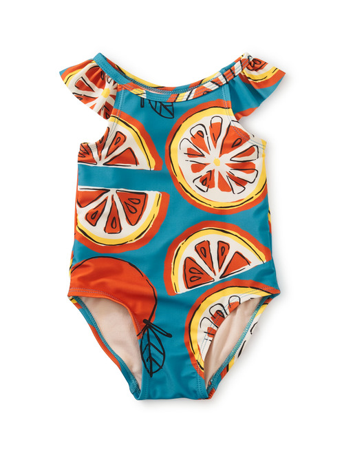 One-Piece Baby Swimsuit