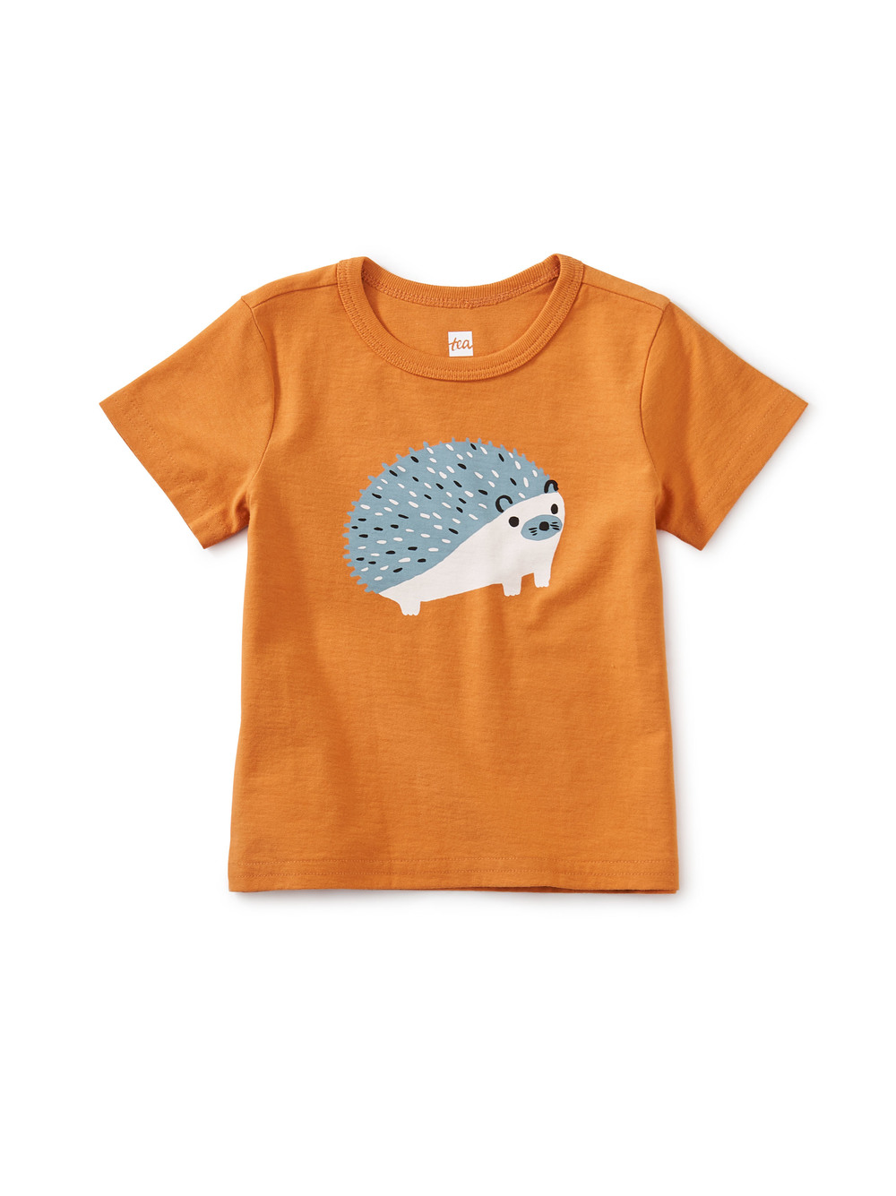 Woodland Hedgehog Graphic Tee