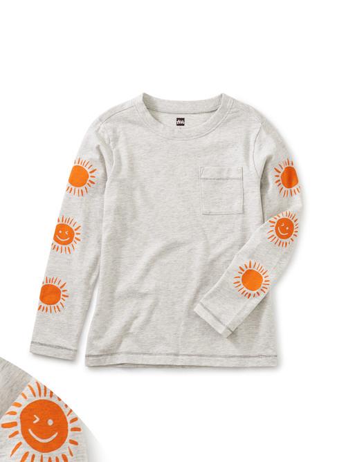 Sun Sleeve Graphic Tee