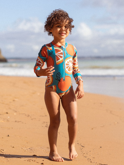 Long Sleeve One-Piece Swimsuit