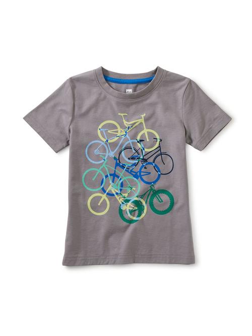 Bike Brigade Graphic Tee