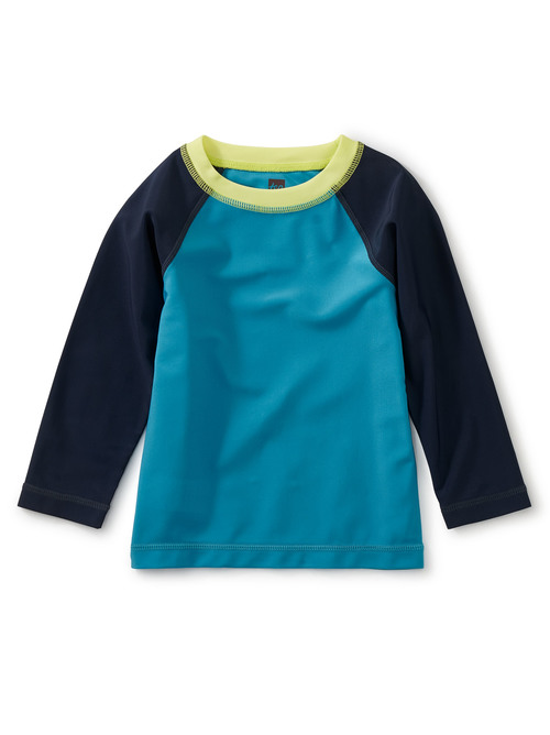 Long Sleeve Baby Rash Guard