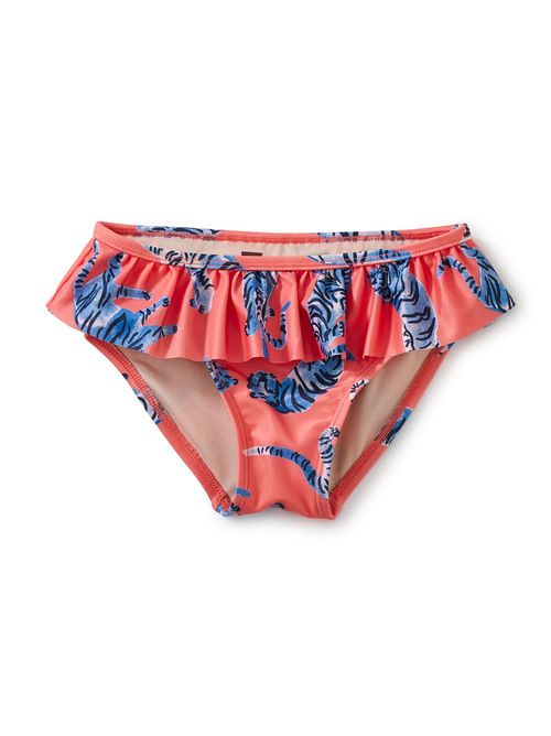 Ruffled Bikini Bottom