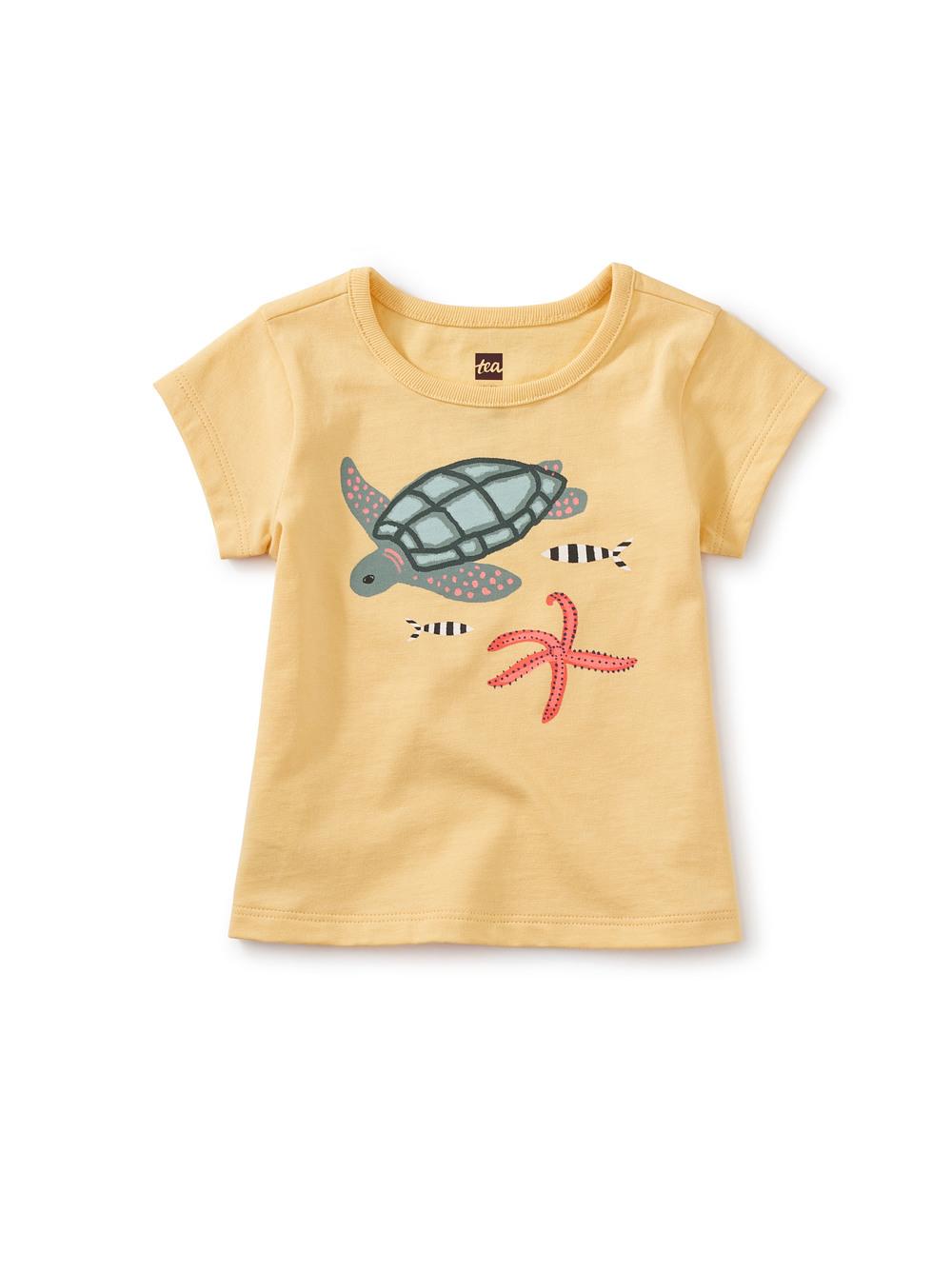 Tartaruga Baby Graphic Tee