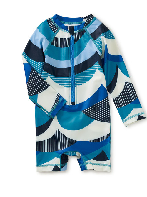 Rash Guard Baby Swimsuit