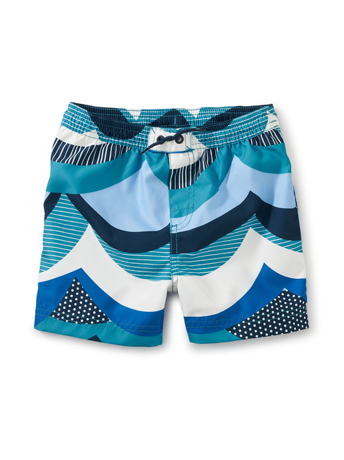 Shortie Swim Trunk