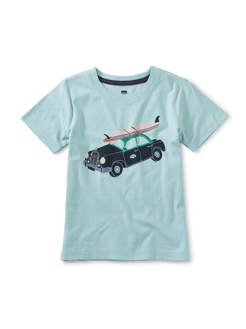 Lizzy Surf Car Graphic Tee