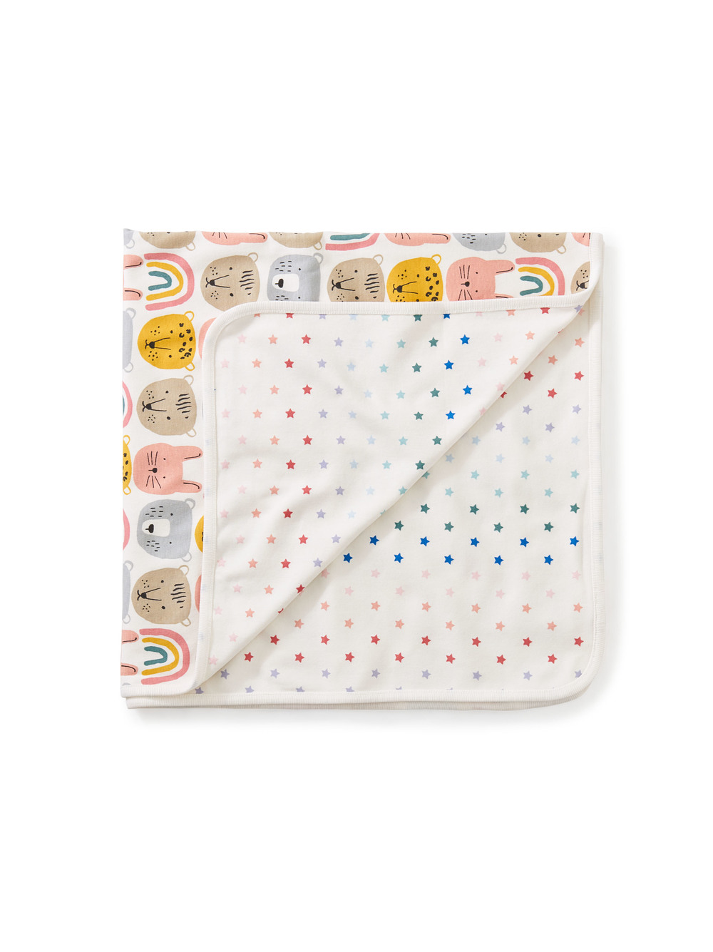Reversible Baby Blanket