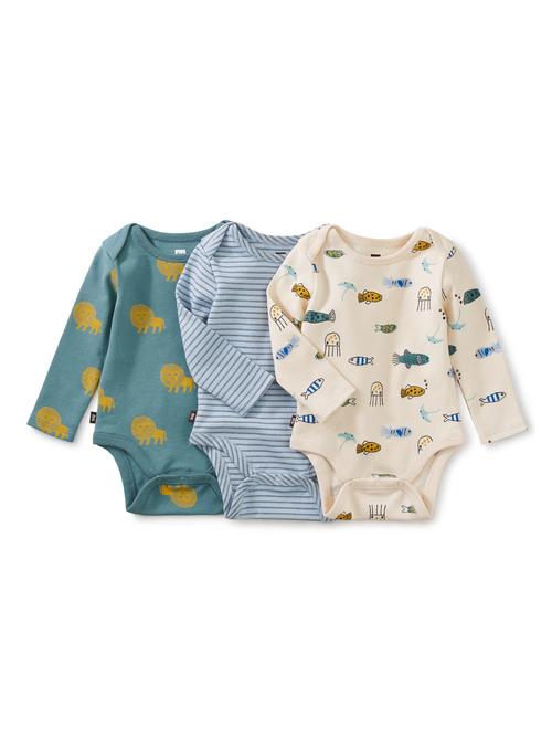 Three Cheers Baby Bodysuit Set