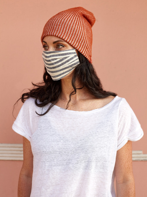 Tea Adult Woven Mask (2 Pack)