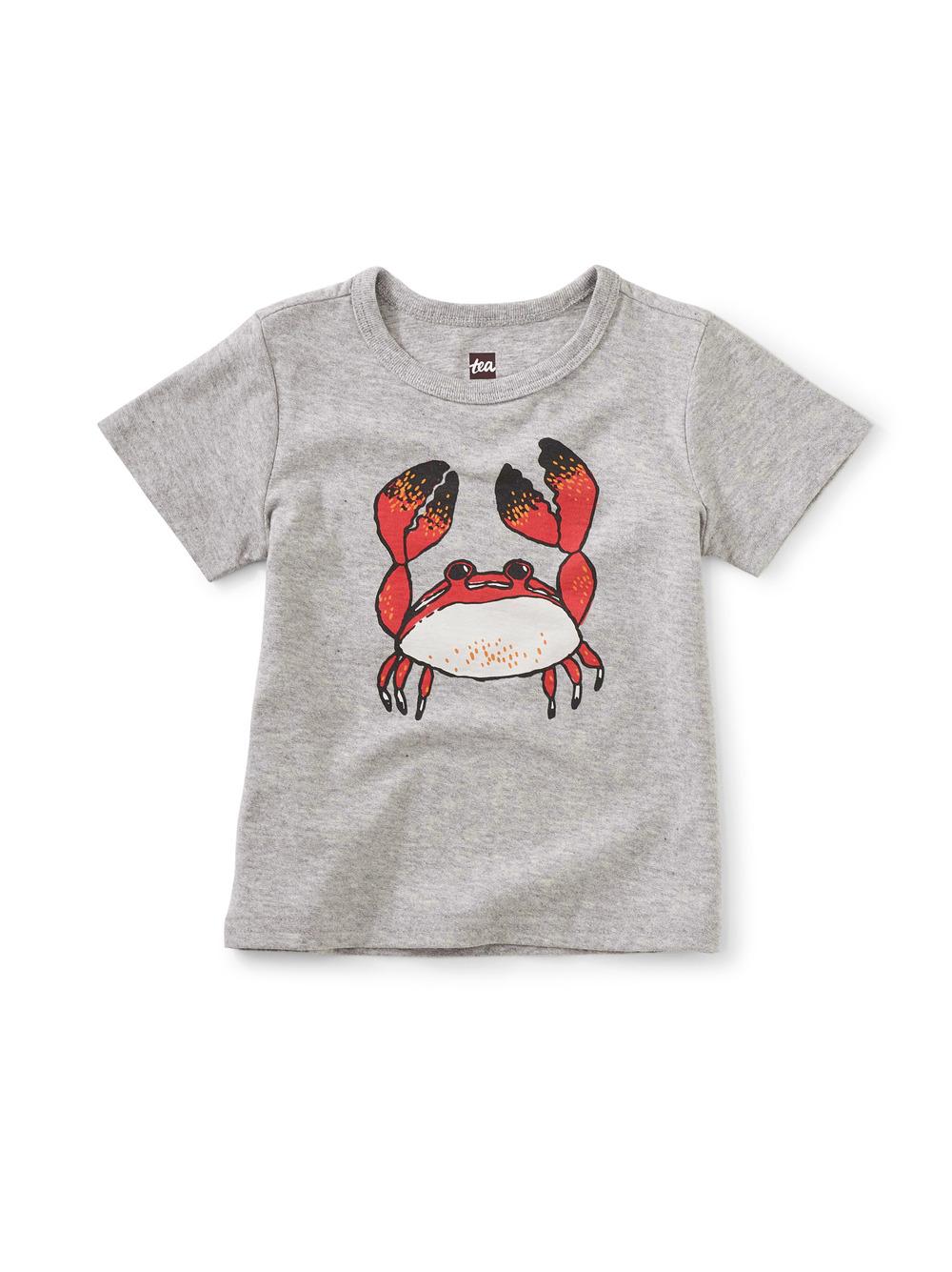 Feeling Crabby Baby Graphic Tee