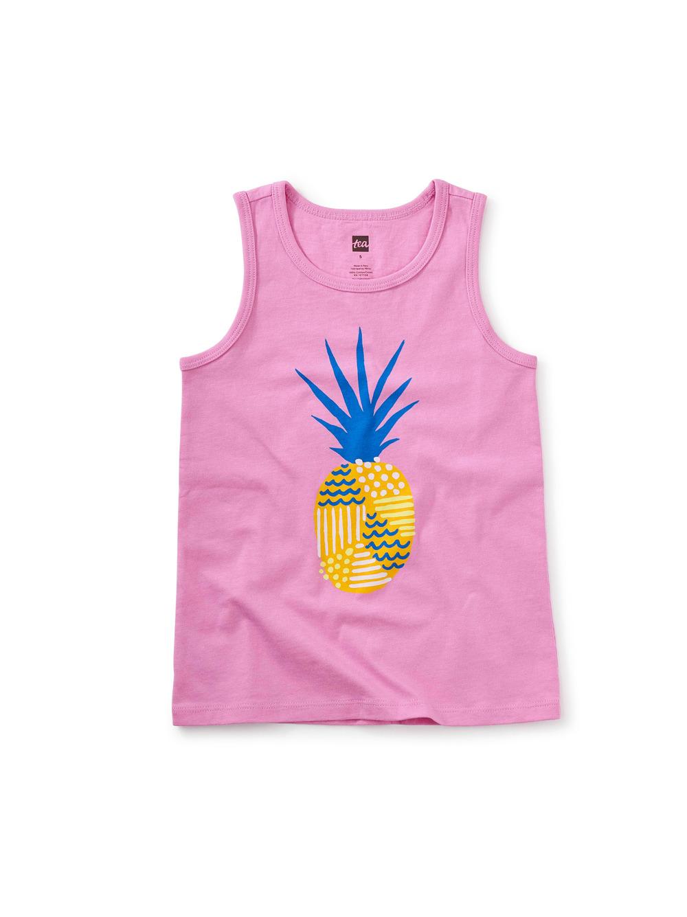 Pretty Pineapple Tank