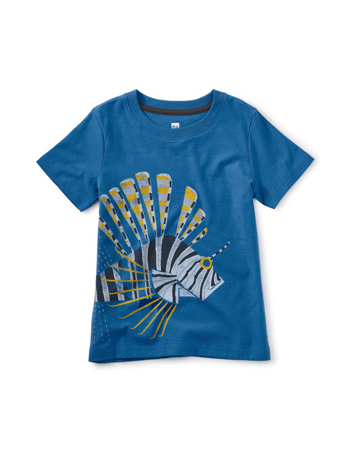 Lionfish Graphic Tee