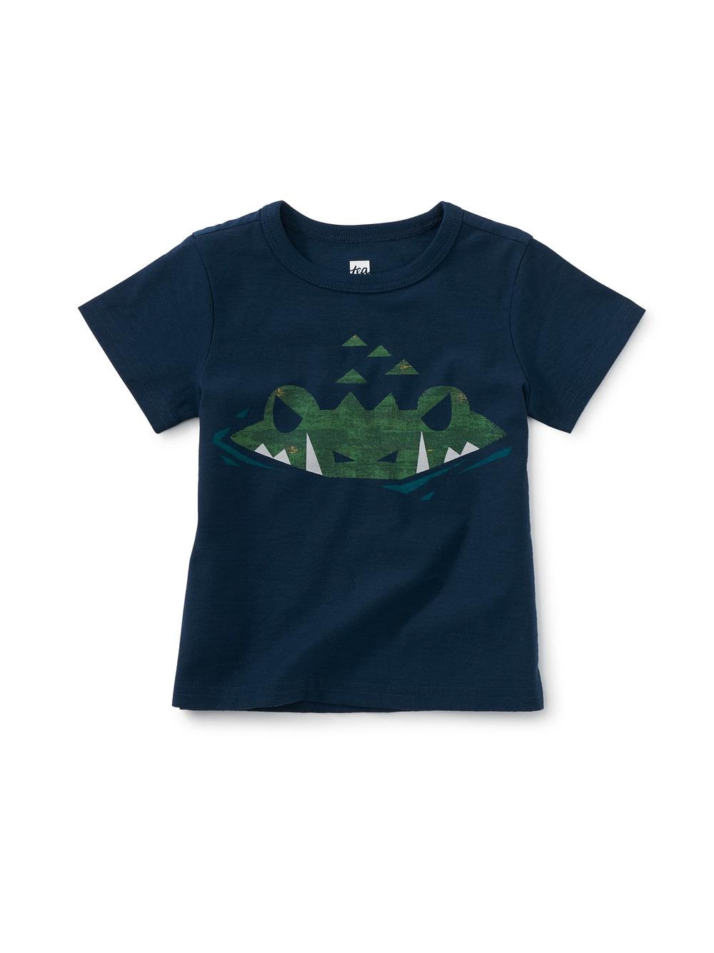 Crocodile Baby Graphic Tee