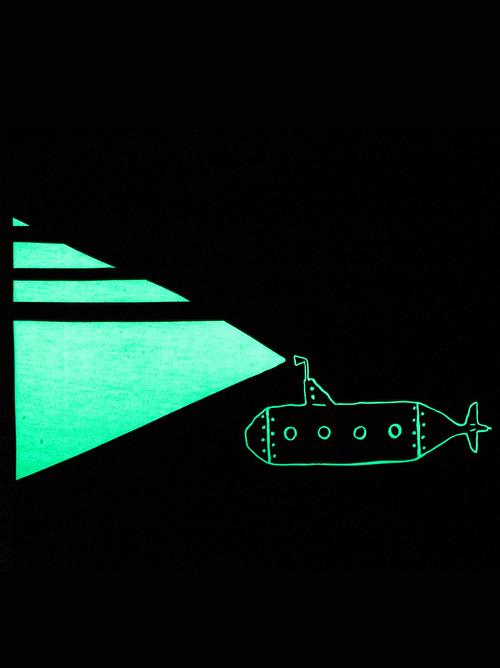 Glow in the Dark Submarine Tee