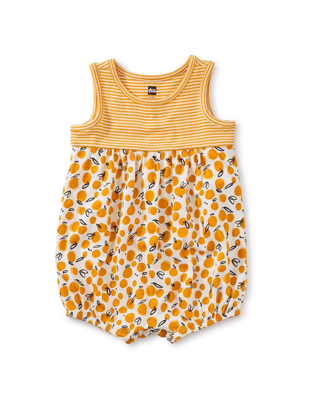Print Mix Baby Romper