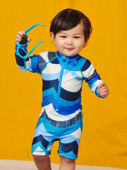 Rash Guard Baby Swimsuit