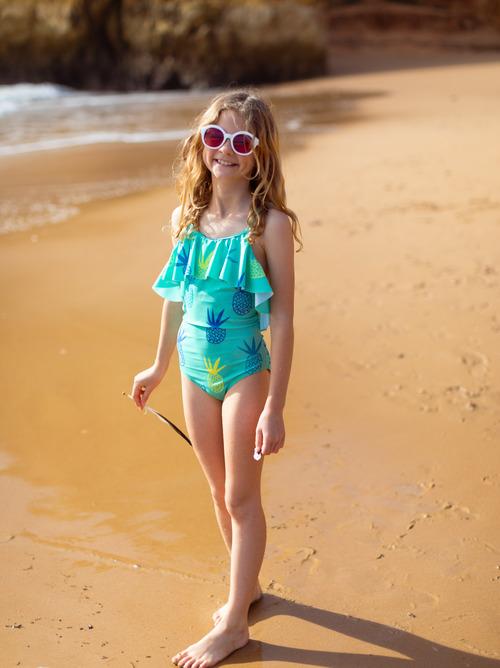 Flutter One-Piece Swimsuit