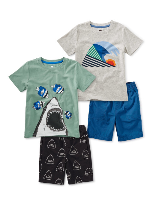 Sharks & Shores Set