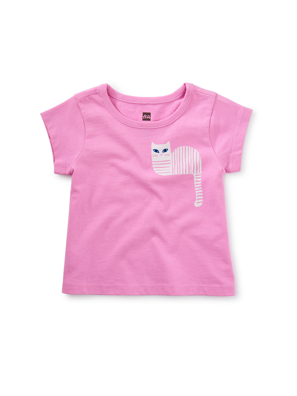 Cat & Mouse Baby Tee
