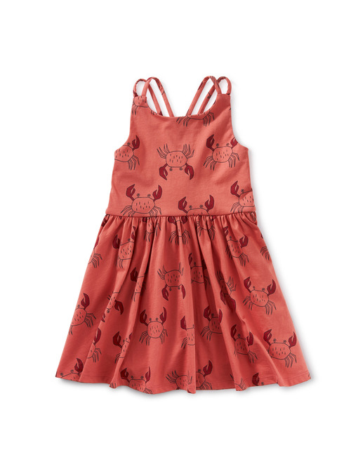 Tavi Cross Back Dress