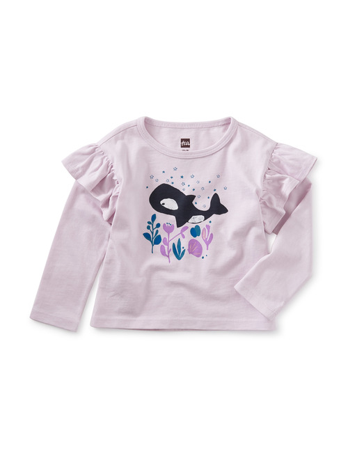 Whale Wishes Baby Graphic Tee