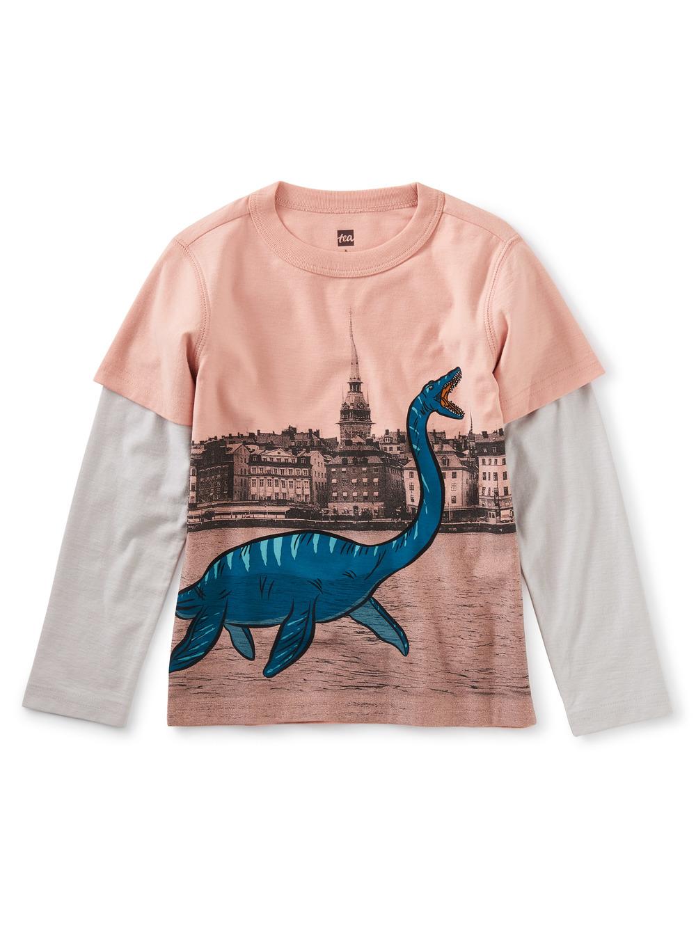 Stockholm Dinosaur Graphic Tee