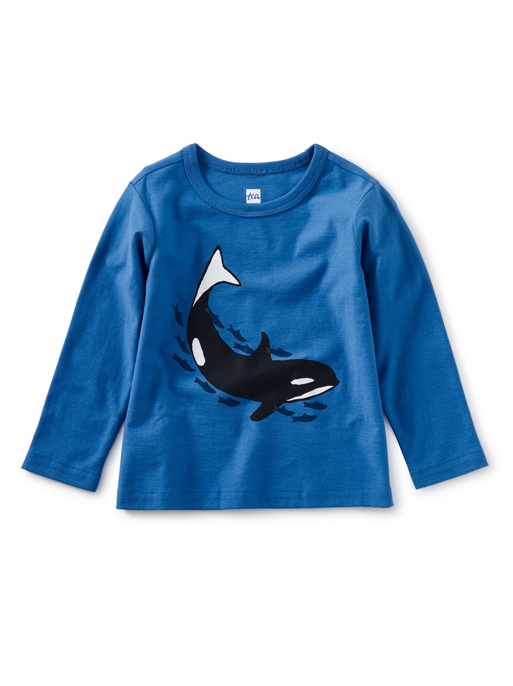 Either Orca Baby Graphic Tee