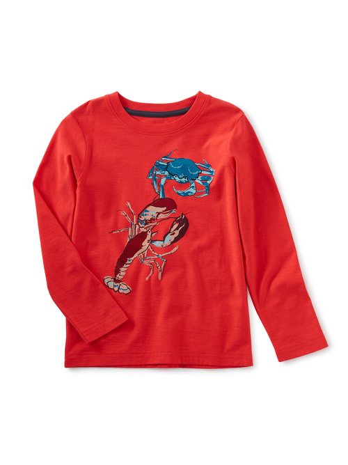 Lobster & Crab Graphic Tee
