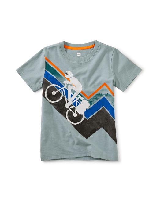 Mountain Biker Graphic Tee