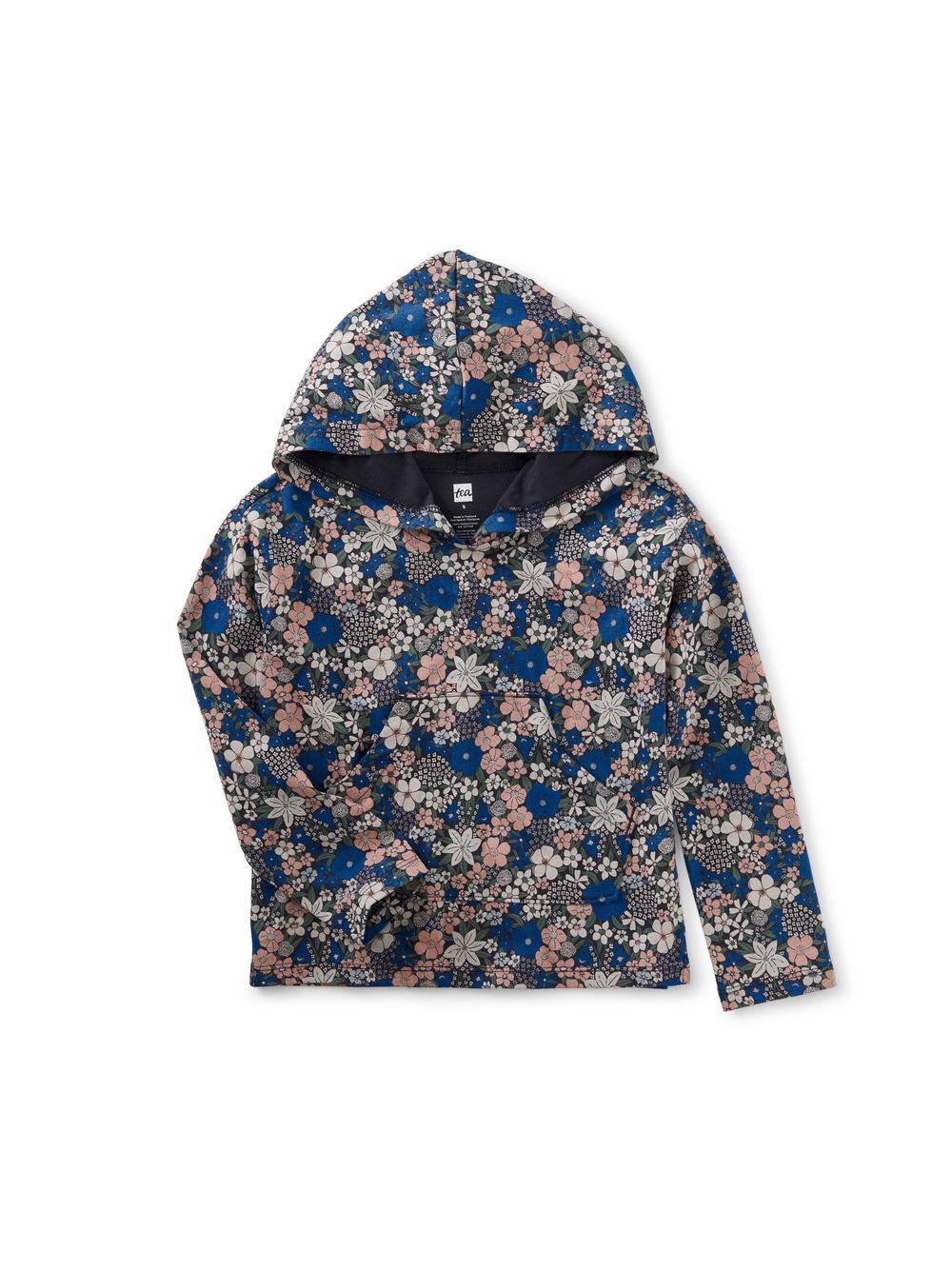 Front Pocket Hooded Top